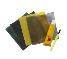 Ремкомплект BTrace для палатки (заплаты всех тканей + клей)