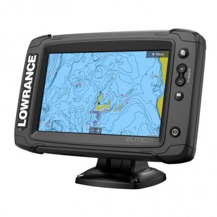 Эхолот-картплоттер Lowrance Elite-7 Ti² с датчиком Active Imaging 3-in-1