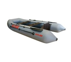 Моторно-гребная надувная лодка ПВХ Alfa 300K