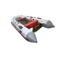 Моторная надувная лодка ПВХ PRO ultra 400