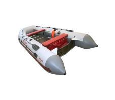Моторная надувная лодка ПВХ PRO ultra 425
