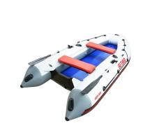 Моторная надувная лодка ПВХ Pro 340 Airdeck