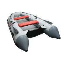 Моторная надувная лодка ПВХ Pro 385 Airdeck