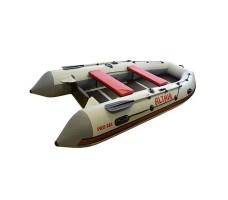 Моторная надувная лодка ПВХ Pro 385