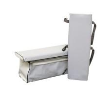 Мягкая накладка 105х27 см на лодочные сиденья
