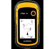Навигатор eTrex 10 GPS,  Glonass Rus