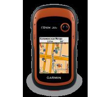 Навигатор eTrex 20х GPS, Glonass Rus