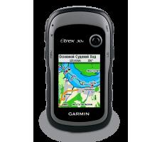 Навигатор eTrex 30х GPS, Glonass Rus