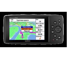 Навигатор GPSMAP 276cx   Topo Russia