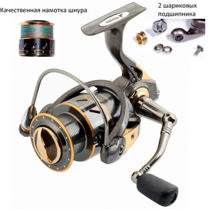 Катушка Salmo Elite JIG N'TWITCH 7 2000FD