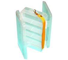 Коробка рыболовная двухсторонняя DOUBLE SIDED 190х110х48