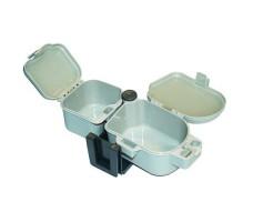 Коробка рыболовная для наживки LIVE BAIT 215х100х67
