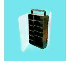 Коробка рыболовная двухсторонняя DOUBLE SIDED 260х160х80