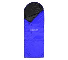 """Спальный мешок-одеяло """"Defender"""" right, синий"""