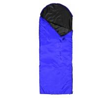 """Спальный мешок-одеяло """"Defender"""" left, синий"""
