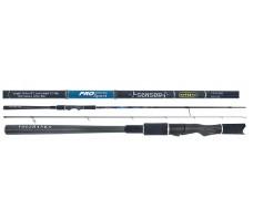 """Спиннинг """"Volzhanka Pro Sport Sensor"""" тест  6-32гр 2.45м (2 секции)"""